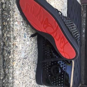 """Christian louboutin """"red bottoms"""""""